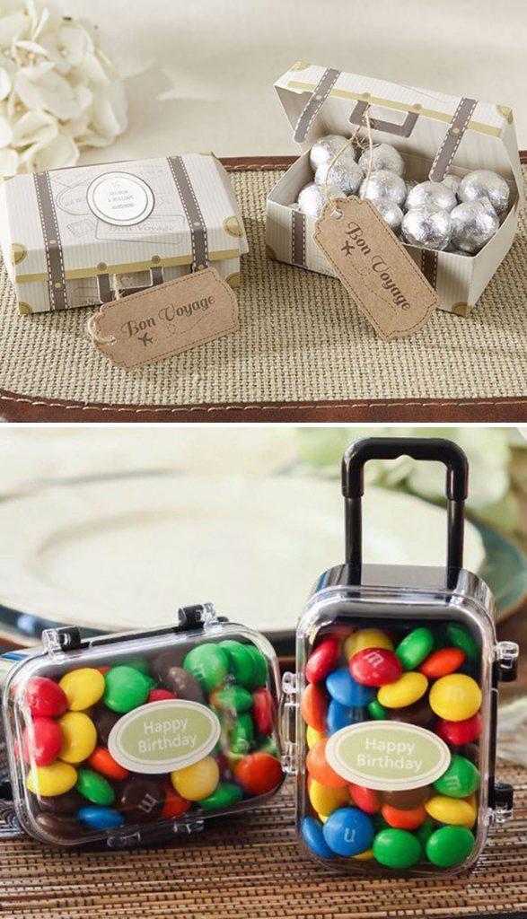 Wedding favor ideas for edible gifts