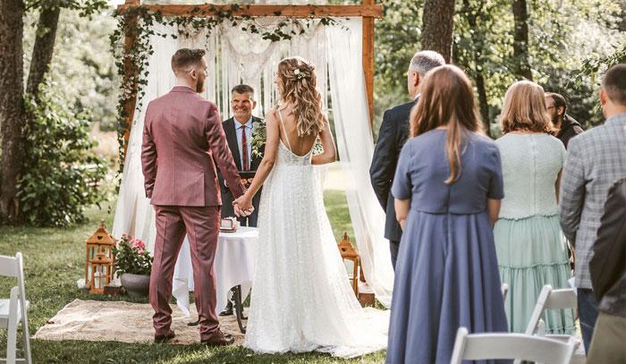 12 idėjų planuojantiems mažas vestuves