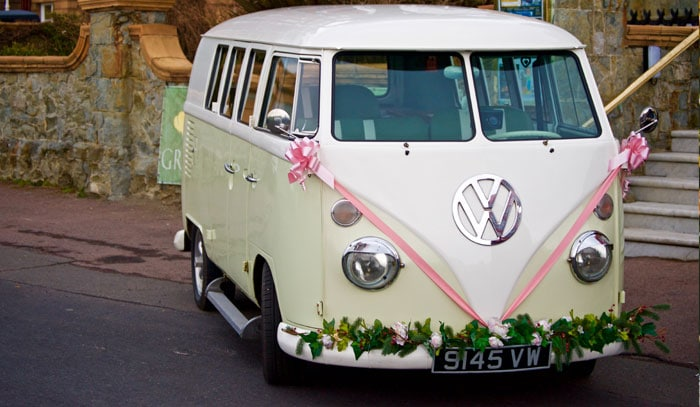 Vestuvinis autobusiukas